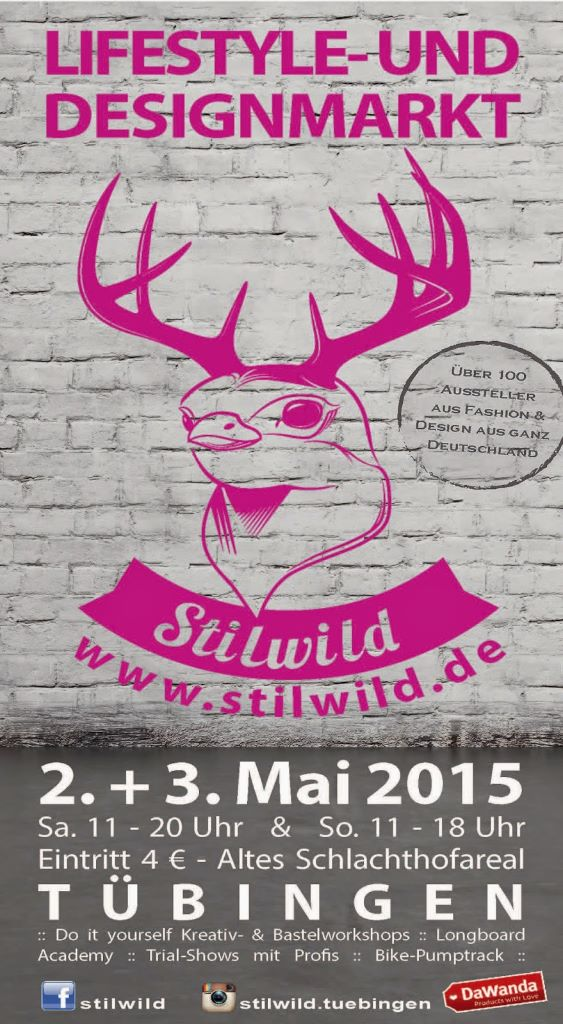 Stilwild Flyer Titel-1