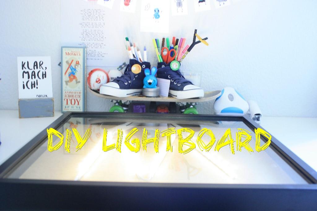 DIY_Lightbord_Regentage_Leon_Katimakeit_ Titel