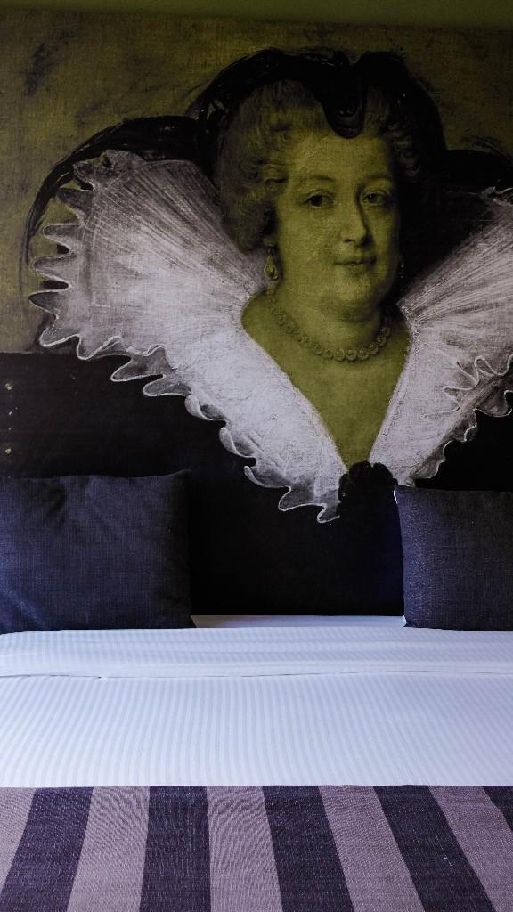 Hotelzimmer TRYP by WyndhamAntwerpen