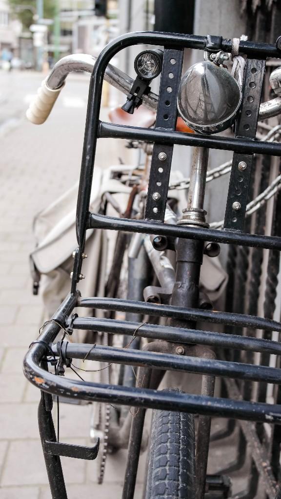 Überall Fahrräder in Antwerpen