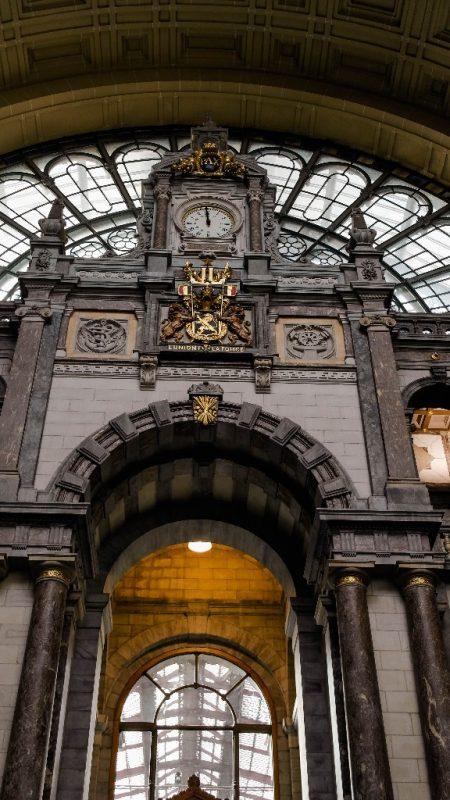 Hauptbahnhof Antwerpen