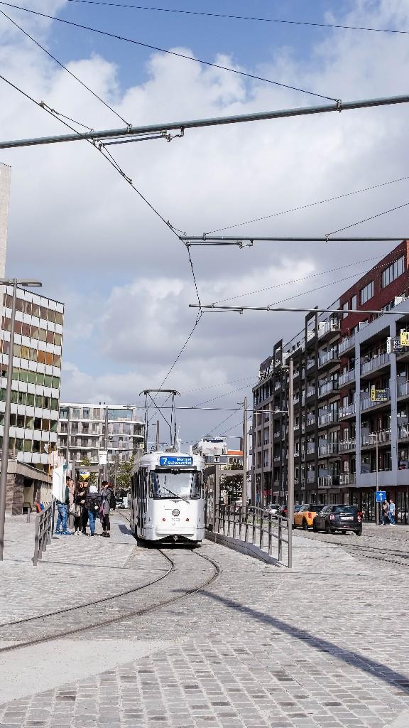 Straßenbahn in Antwerpen