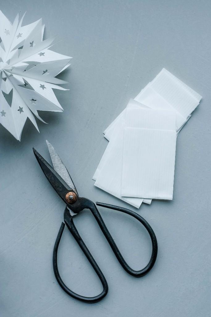 Mini Sterne Aus Papiertüten Diy Stilwild Kati Make It