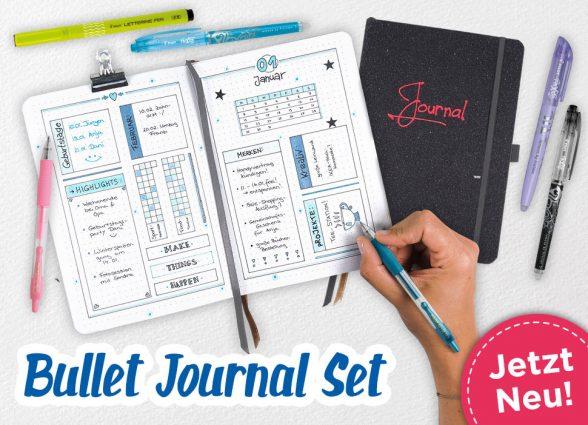 pilot-bullet-journal-_Bildrechte Pilot Pen