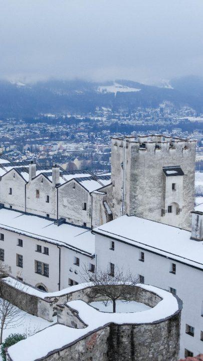 Salzburg Städtereise