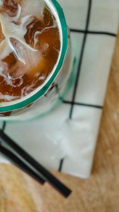 Mein Sommergetränk - Eiskaffee